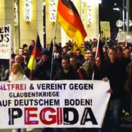 Germans Rise Up Against Islamization