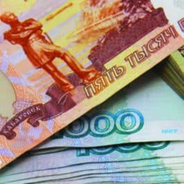 Collapse of Russia's Ruble
