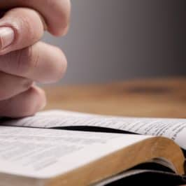 Bible Study: Why Does A Good God Allow Evil?