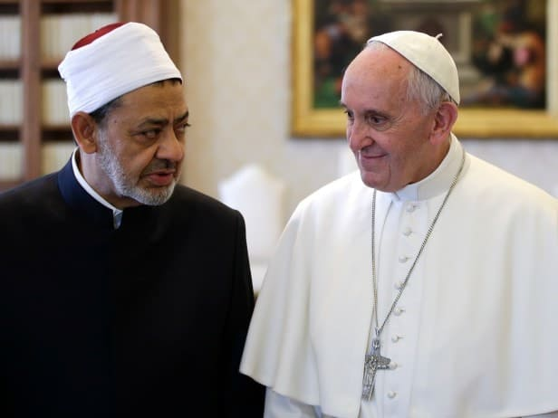 The Pope of Islam